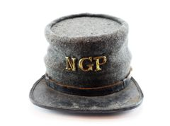 National Guard of Pennsylvania Kepi - Circa 1861 / On-hold