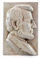 Abraham Lincoln Memorial Plaque