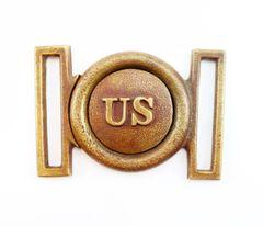 U.S. Artillery Plate