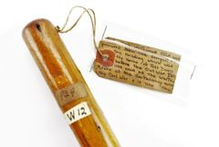 Cane Made from the Confederate White House