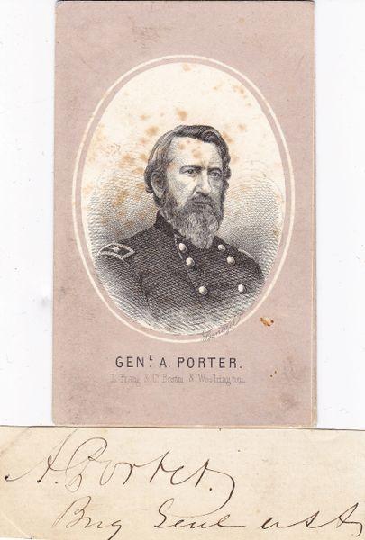 General Andrew Porter