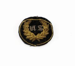U.S. Officer's Hat Insignia