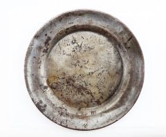 Civil War Soldier's Mess Plate