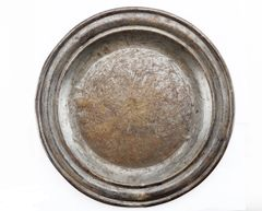 Civil War Soldier's Mess Plate / SOLD