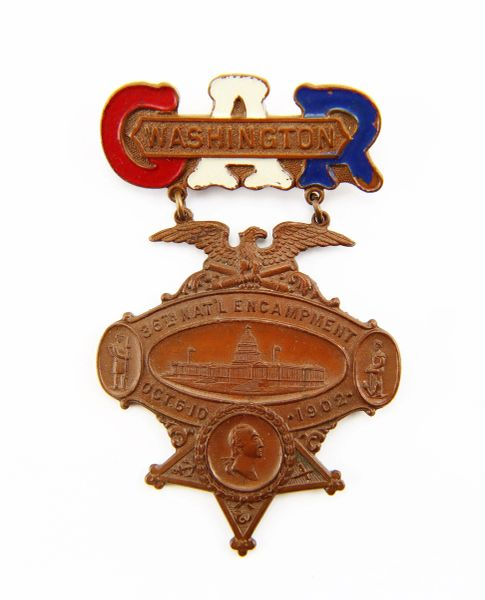 Washington National Encampment Medal