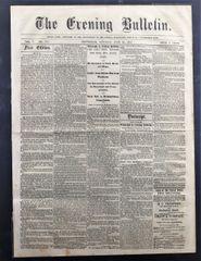 Gettysburg Campaign Newspaper