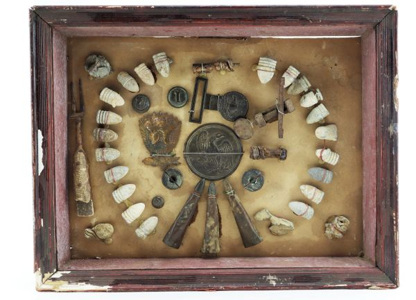 Gettysburg Relic Board