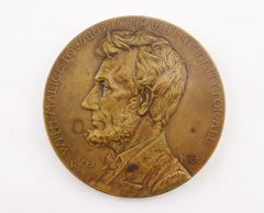 Abraham Lincoln Centennial Medal