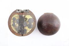 Confederate 6 Pound Borman Artillery Shell