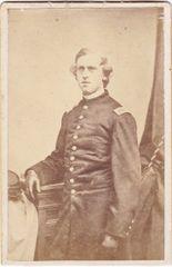 Lieutenant Edward Lewis Stevens / On-hold