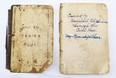 Identified Civil War Soldier's Prayer Book / SOLD