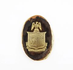 New York Officers Hat Insignia