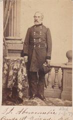 General John J. Abercrombie