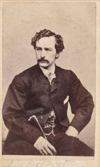 John Wilkes Booth CDV