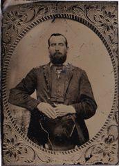 Captain Nelson Ames 1st New York Light Artillery