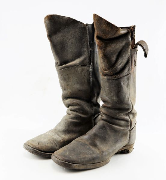 Civil War Boots