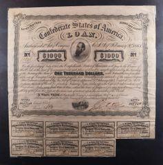 Stonewall Jackson Bond