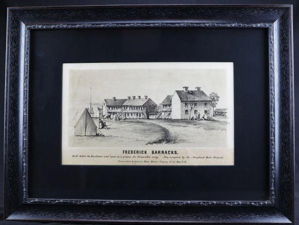 Frederick Barricks / Sold