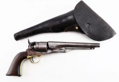Colt Army Revolver with Holster