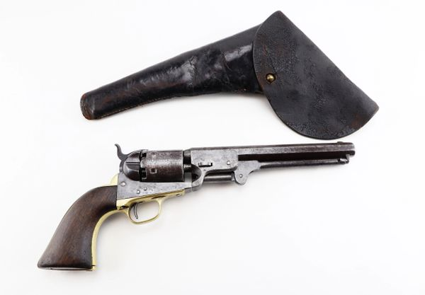 Colt Navy with Original Holster