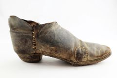 Confederate Shoe from Mississippi Battlefield / Sold