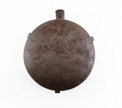 Confederate Tin Drum Canteen