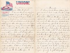 Civil War Letters of Manius Buchanan, Indiana 29th and 118th Infantry
