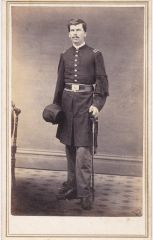 John A. Coulter, 144th New York Infantry / SOLD
