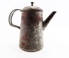 Civil War Coffee Pot / SOLD