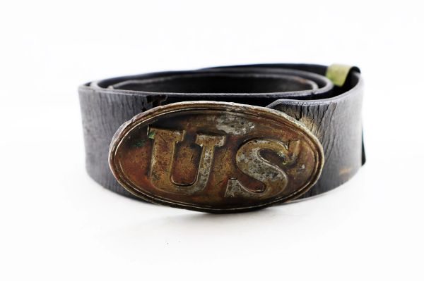 U.S. Belt and Buckle