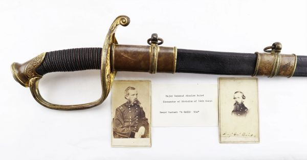 Sword of Major General Absalom Baird