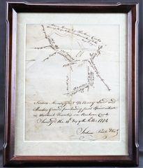 1774 Land Deed