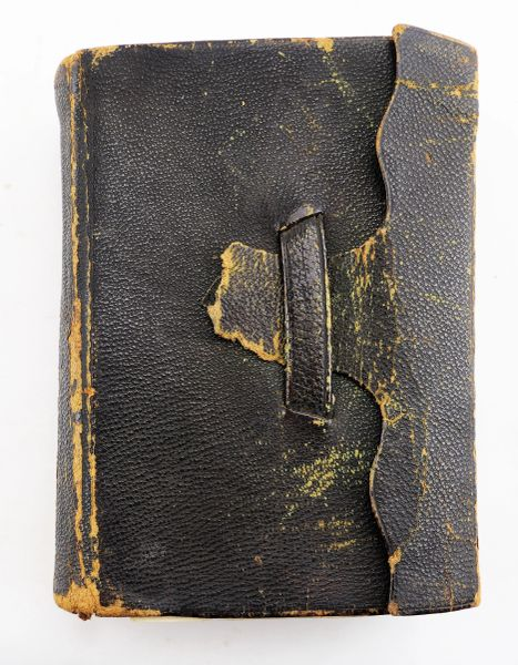 1865 Dated Bible