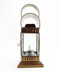 Copper Lantern / Sold