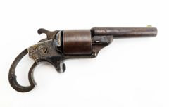 Moore Teat Fire Revolver