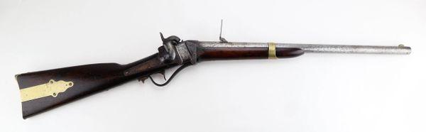 "Model 1853 ""John Brown"" Sharps Carbine"