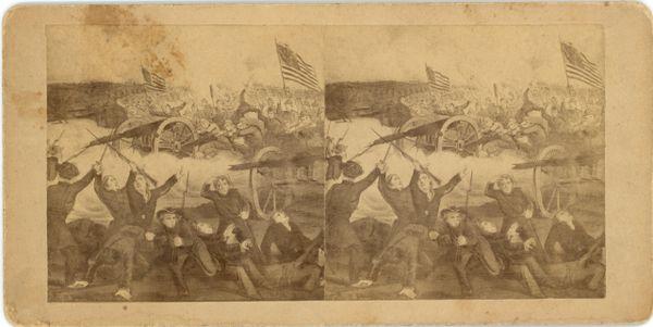 Battle of Gettysburg, 3rd Day