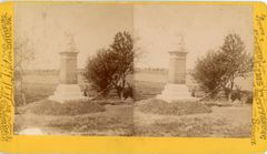Tipton's 1st New Jersey Cavalry Monument