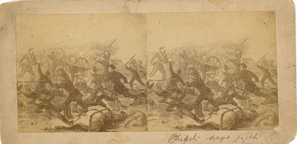 Mumper & Co. First Day's Battle of Gettysburg