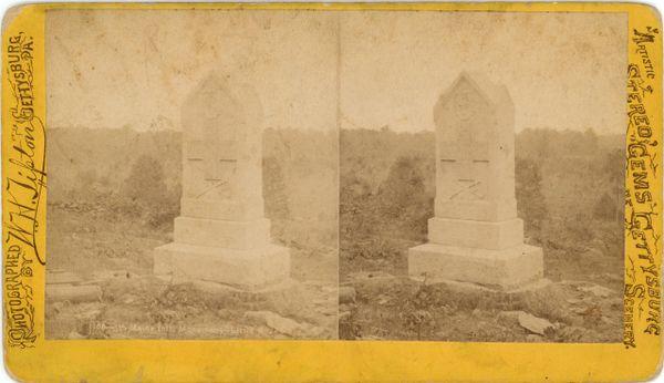 Tipton's 5th Maine Monument