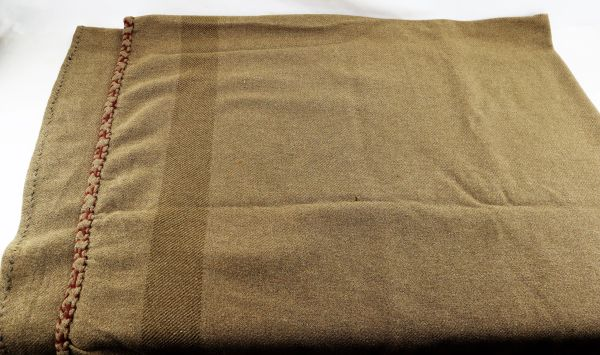 Original Civil War State Issue Soldier's Blanket / On-hold