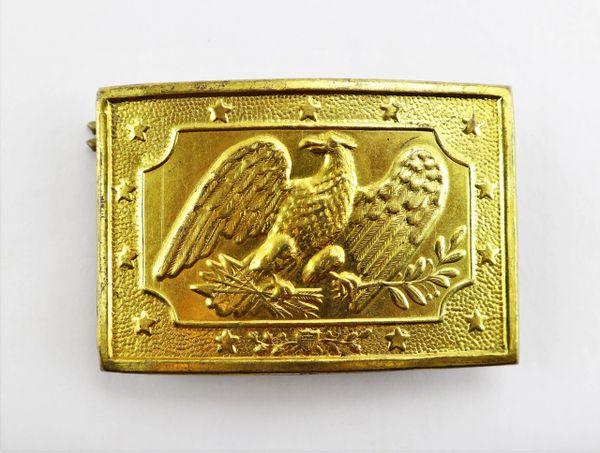 Militia Eagle Plate / Sold