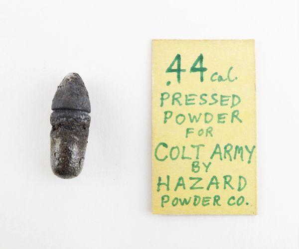 .44 Caliber Cartridge