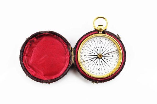 Civil War Compass / Sold