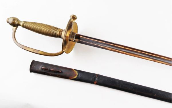 Non-commissioned Officer Sword Model 1840 - Dated 1847