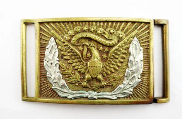 NCO Sword Belt Plate