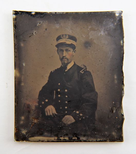 Civil War Naval Officer