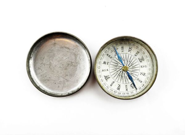 Pewter Compass