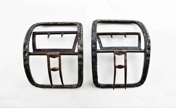 Colonial Shoe Buckles