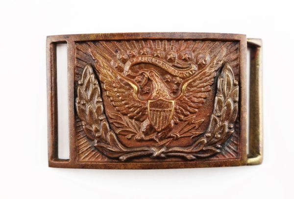 Model 1851 Eagle Sword Belt Plate